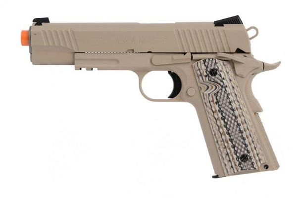 Colt 1911 M45A1 Pistol by KWC (ASPC152) / CO2 Airsoft Pistol - Totowa Airsoft