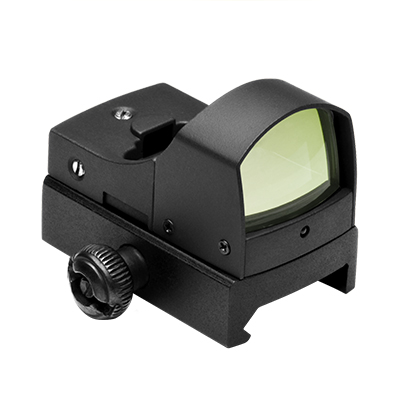 NcStar Micro Green Dot Reflex Optic (DGAB) / Reflector Sight - Totowa Airsoft
