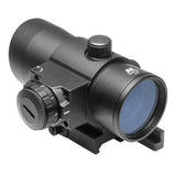 NcStar 40mm Red Dot with Red Laser (DLB140R) / Laser and Reflector Sight - Totowa Airsoft