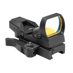 NcStar Green Zombie Four Reticle Reflex Optic (DZ4BQ) / Reflector Sight - Totowa Airsoft