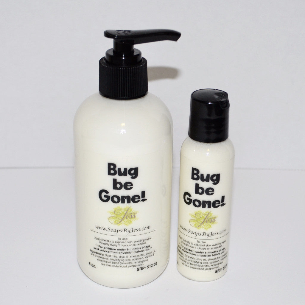 Bug be Gone! Body Lotion