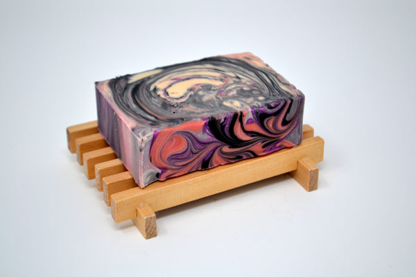 Wooden Soap Dish - Soap Saver