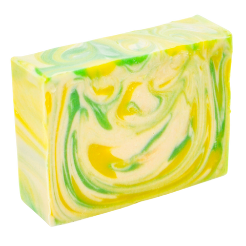 Citrus Basil Goat Milk & Shea Butter Soap