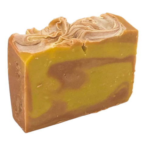 Citrus Craze Goat Milk & Shea Butter Soap