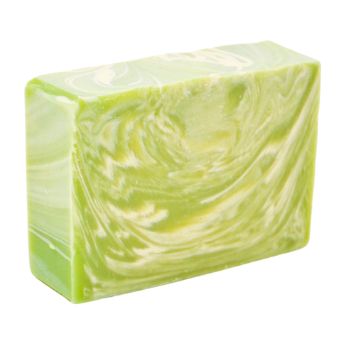Coconut Lime Goat Milk & Shea Butter Soap