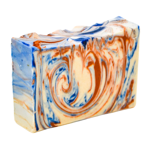 Jamaican Bay Rum Goat Milk & Shea Butter Soap