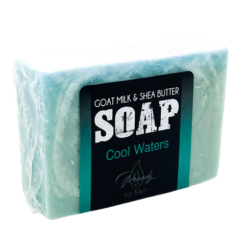 Cool Waters Men's Body Soap