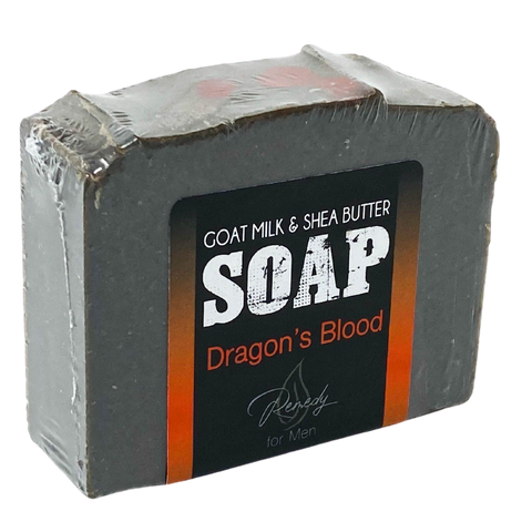 Dragon's Blood Men's Body Soap