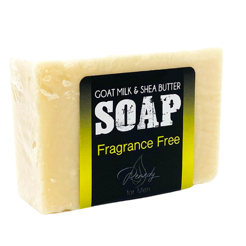Fragrance Free Men's Body Soap