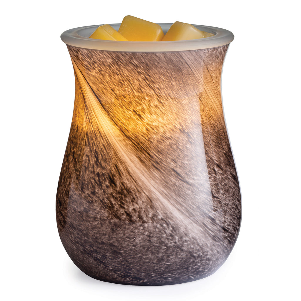 Grey Illumination Wax Warmer