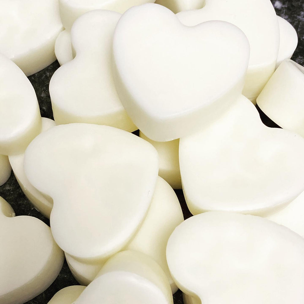 Lavender Heart Shaped Wax Melts