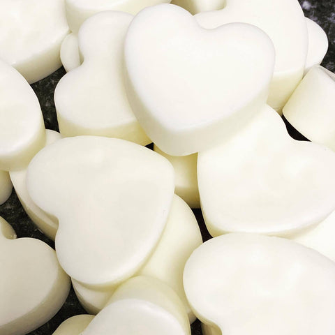 Sea Salt & Orchid Heart Shaped Wax Melts *Seasonal*