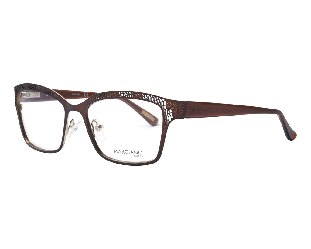 GUESS by Marciano GM 0274 049 Matte Shiny Bordeaux  53mm Eyeglasses