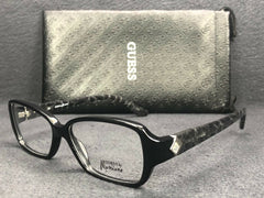 GUESS by Marciano GM 209 Polished Black 53mm Eyeglasses