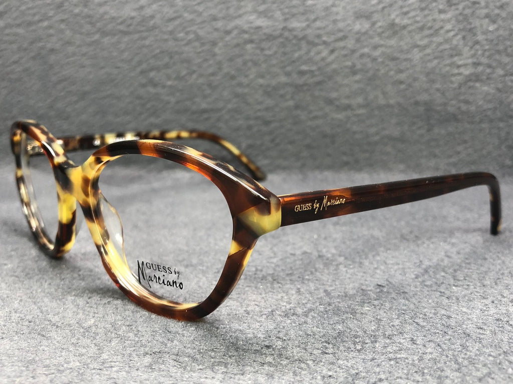 GUESS by Marciano GM 178 Brown Tortoise  50mm Eyeglasses