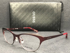 GUESS by Marciano GM 253 Burgundy / Demo Lens 53mm Eyeglasses