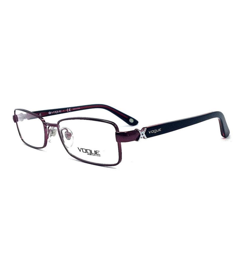 New Vogue VO3778 812 Bordeaux / Demo 52mm Eyeglasses