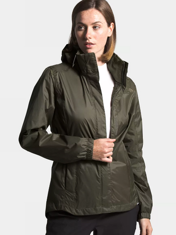 The North Face W Resolve Parka Rain Jacket