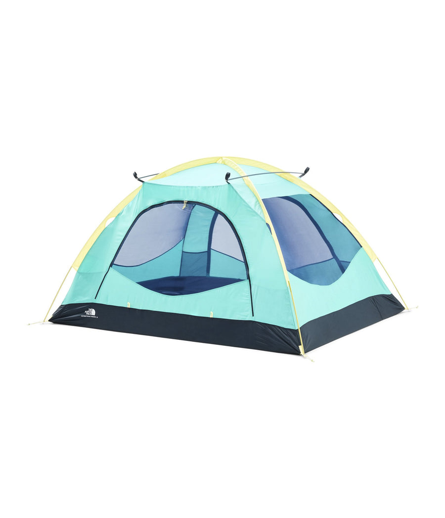 The North Face Homestead Roomy 2 Person Tent Navy / Lagoon