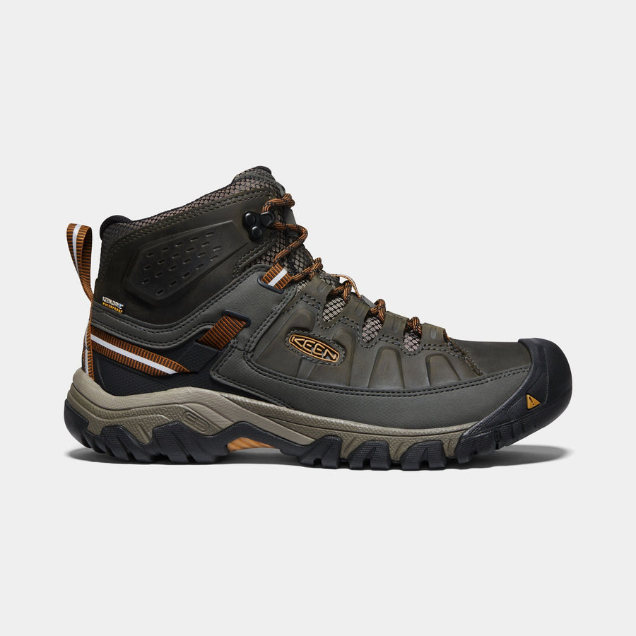 Targhee 3 Mid Waterproof Black Olive