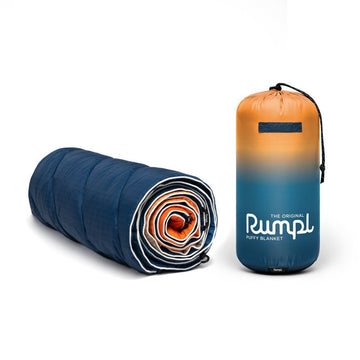 Rumpl Original Puffy Blanket Sunset Fade
