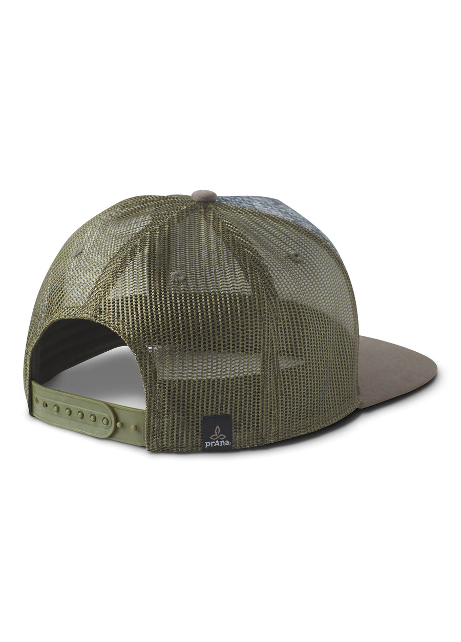 Journeyman Trucker Hat
