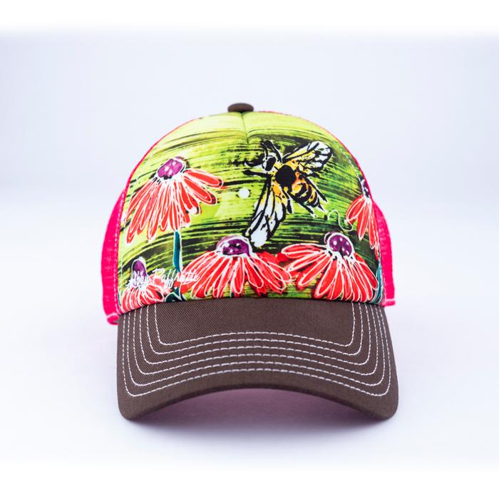 The Buzz Shallow Trucker Hat