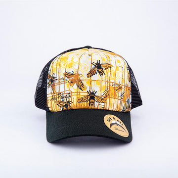 The Hive Shallow Trucker Hat