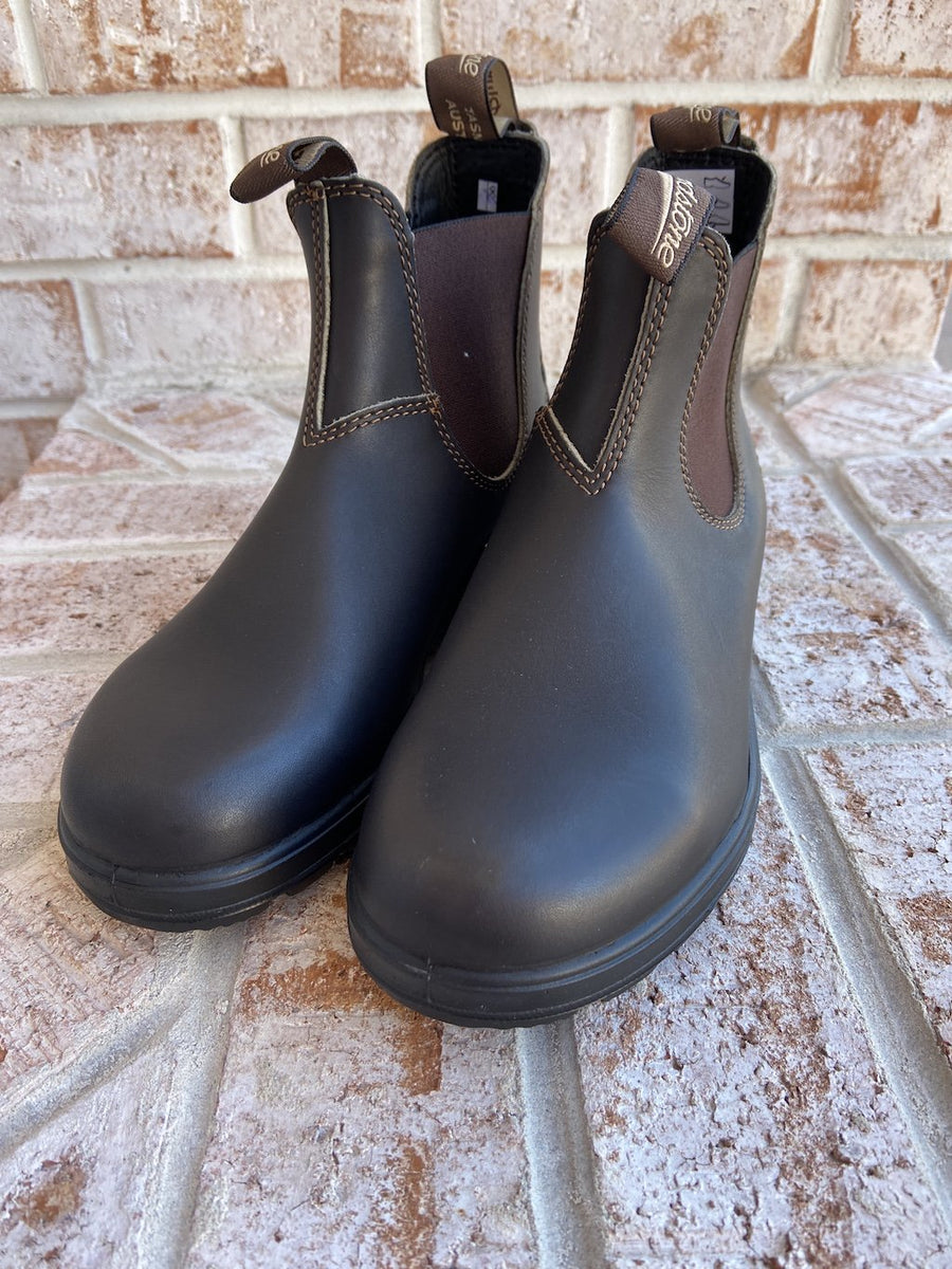 Blundstone #500 Original Boots in Stout Brown