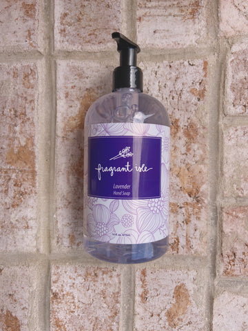 Fragrant Isle Lavender Hand Soap 16oz