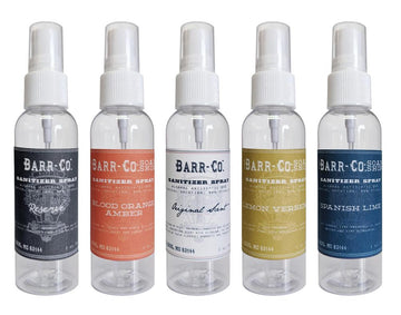 Barr-Co Sanitizer Spray