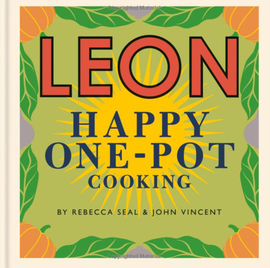 LEON Happy One-Pot Cooking