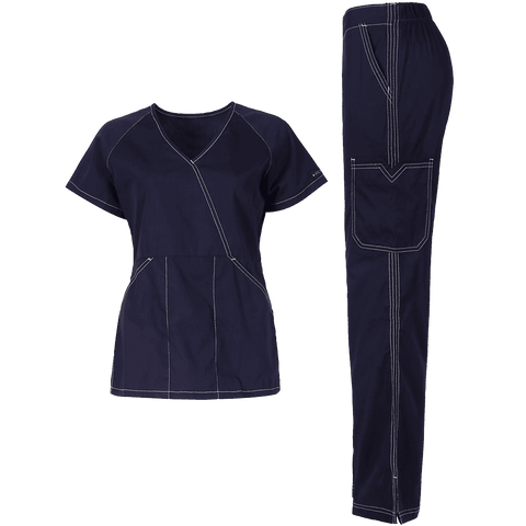 MedPro Womens Medical Scrub Set