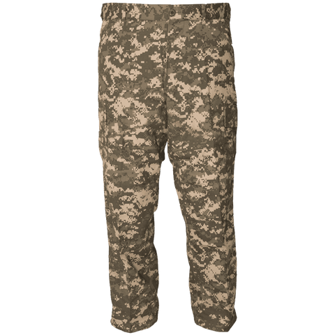 Trail Crest Mens Military BDU Six Pocket Easy Access Cargo Pants Trousers