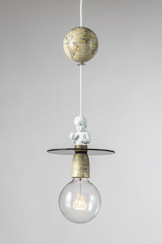 UPCYCLING LIGHT DELUXE ~ L073 ~ Golden Globe