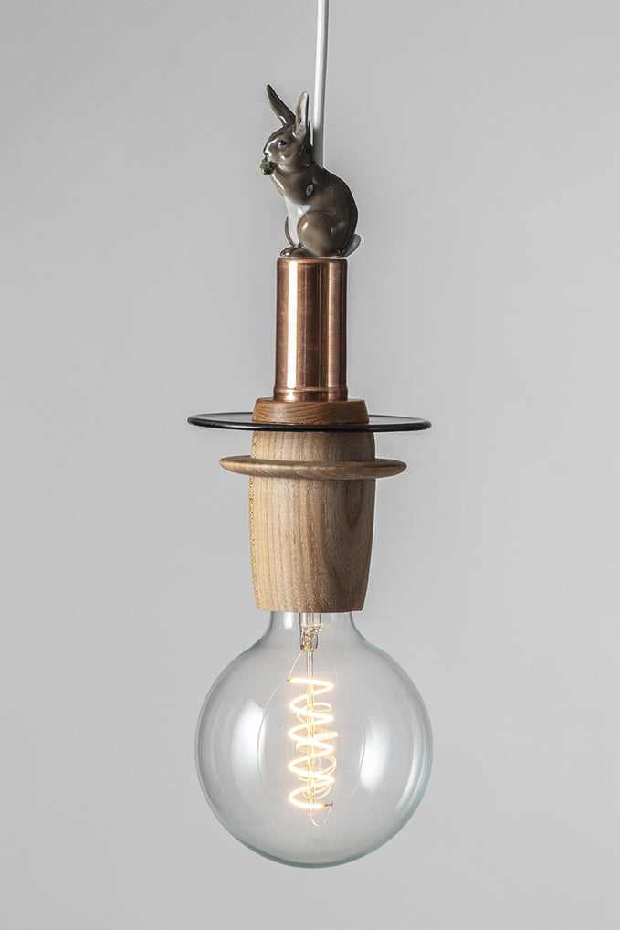 UPCYCLING LIGHT DELUXE ~ L077 ~ Hungry Hare