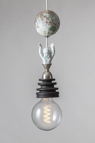 UPCYCLING LIGHT DELUXE ~ L079 ~ Keep the world
