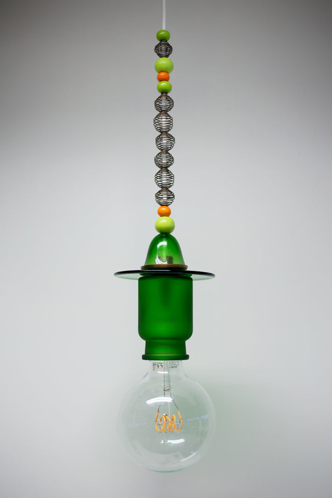 UPCYCLING LIGHT DELUXE ~ L057 ~ GREEN PEACE