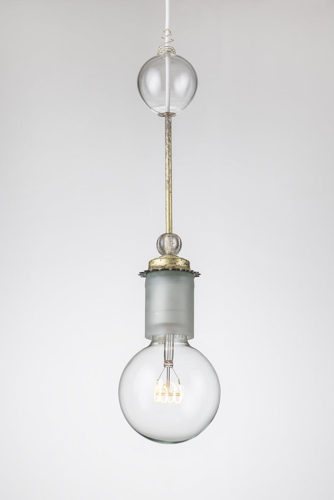 UPCYCLING LIGHT DELUXE ~ L069 ~ CLEAR BUBBLE