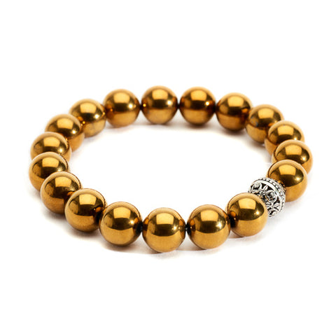 Lush Gold Stacker Bracelet