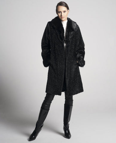 Ruby Mid Length Coat