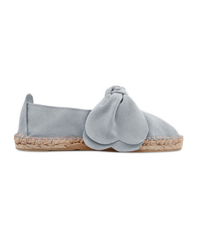 Light Grey Espadrilles