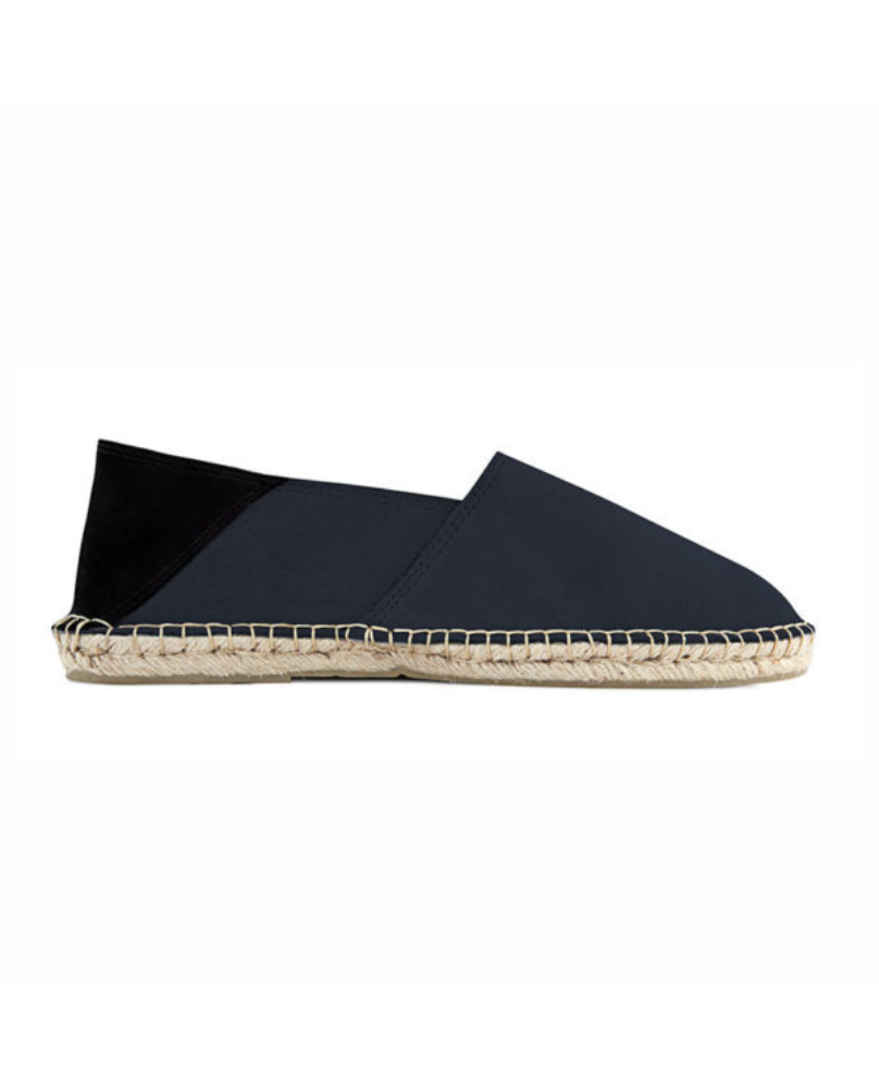 Navy Blue Men's Espadrilles