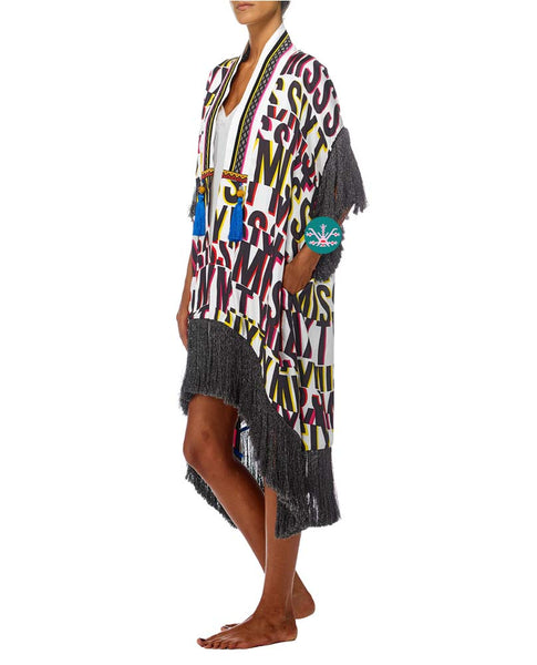 Miss Sixty Is Back Kaftan