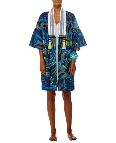 Sea Shades Kaftan