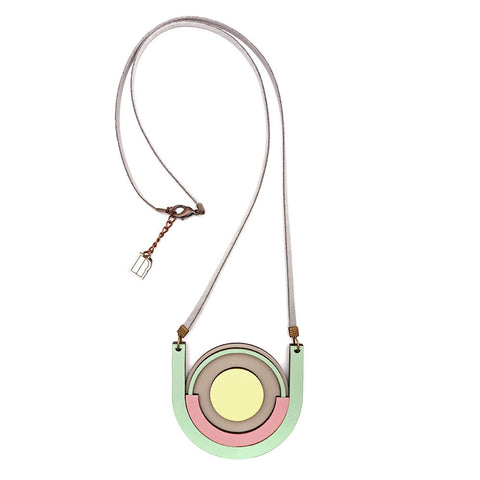 RENAME Moon Necklace - Grom & Kakao