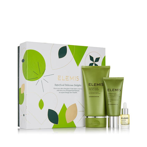 ELEMIS Superfood Delicious Delights Poklon Set - Grom & Kakao