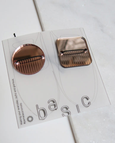 Basic Shoe Pins Set