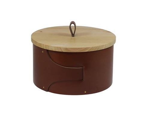 KORA STUDIO Beret Box Small - Grom & Kakao