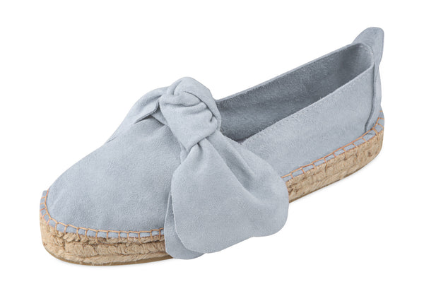 M-ISHKA Light Blue Double Sole Espadrilles - Grom & Kakao